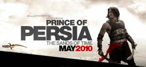 The Prince of Persia: The Sands of Time movie version