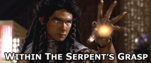 Stargate SG-1 Within the Serpent's Grasp